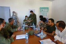 РОО «Афиф» проводит мини-тренинги для наращивания потенциала медработников пенитенциарной системы