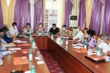 Вопросы своевременного выявления, доступа к лечению и социальной помощи больным туберкулезом обсуждались в городе Бохтар