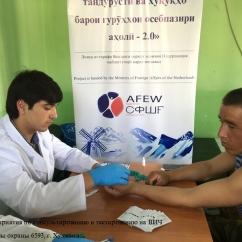 Тестирование на ВИЧ в тюрьмах