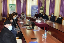 Issues of HIV prevention among injecting drug users discussed in Bokhtar