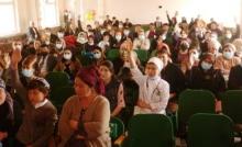 Проект USAID по ликвидации туберкулеза в Центральной Азии проводит мероприятия в рамках Всемирного дня борьбы с ТБ