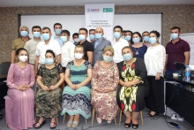 "On September 2 - 3, 2020, in Dushanbe, the Republican public organization ""Afif"" conducted the training on ""Maintaining TB registration and reporting forms and the procedure for registering TB/MDR-TB patients in the electronic system OpenMRS""."