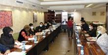 Проект USAID по ликвидации туберкулеза в Центральной Азии проводит тренинг по социальному сопровождению при ТБ и ЛУ ТБ