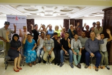 Representatives of Advisory councils of key population groups increase their knowledge in the field of health and social protection