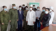 "From October 1 to October 30, 2020, the Republican public organization ""Afif"" in cooperation with the Main Directorate for the Execution of Criminal Sentences of the Ministry of Justice of the Republic of Tajikistan (MDECS MJ RT) and the Municipal Infecti"